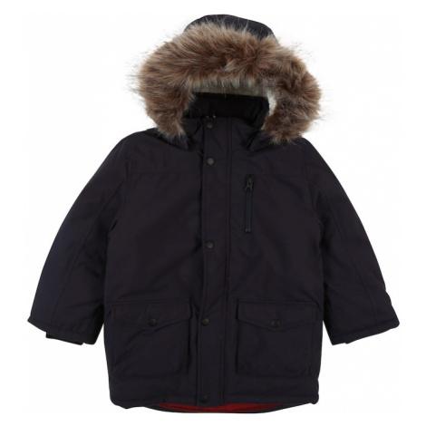 NAME IT Zimná bunda 'Mibis'  zafírová