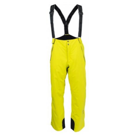 Colmar M. SALOPETTE PANTS žltá - Pánske lyžiarske nohavice