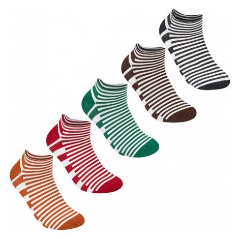 Pánske prúžkované ponožky Lee Cooper