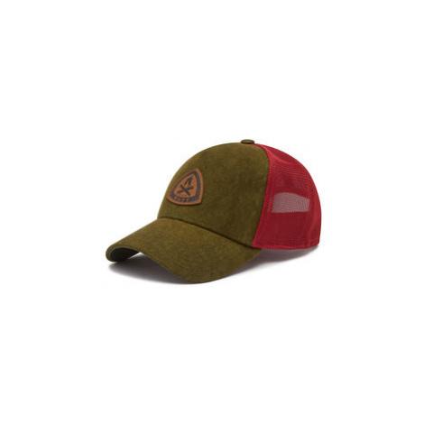 Buff Šiltovka Trucker Cap 125364.854.30.00 Zelená