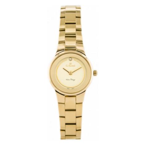 Elegantné dámske hodinky Gino Rossi 10779B-4D1