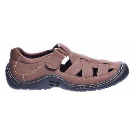 Westport SUNDSTRUPP hnedá - Pánska letná obuv