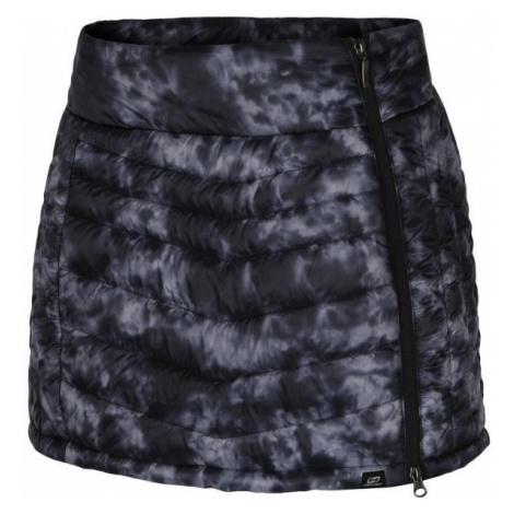 Hannah GERTIE sivá - Dámska zateplená sukňa
