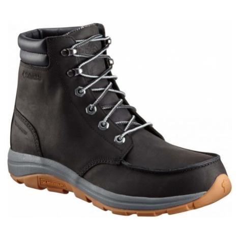 Columbia BANGOR BOOT OH čierna - Pánska outdoorová obuv