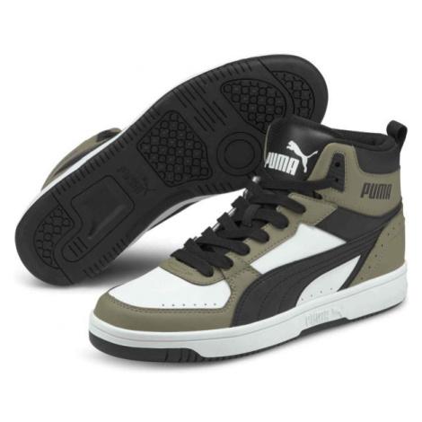 Puma REBOUND JOY biela - Pánska voľnočasová obuv