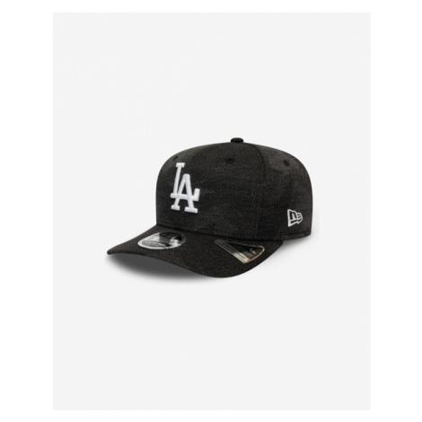 New Era Los Angeles Dodgers Stretch-Snap 9Fifty Šiltovka Čierna