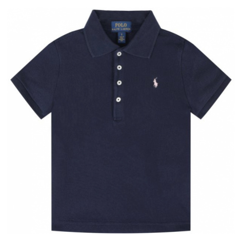Polo Ralph Lauren Polokošeľa Core Replen 312573242 Tmavomodrá Regular Fit