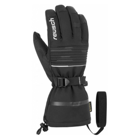 Reusch ISIDRO GTX čierna - Lyžiarske rukavice