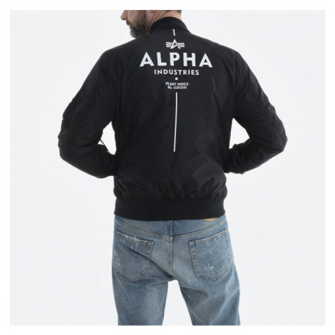 Alpha Industries MA-1 TT Glow In The Dark 116102 03