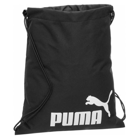 Puma - Čierny vak Puma Phase Gym Sack