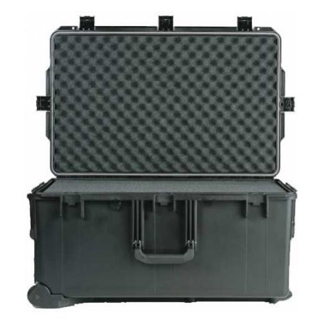 Odolný vodotesný transportný kufor Pelican™ Storm Case® iM2975 s penou - čierny