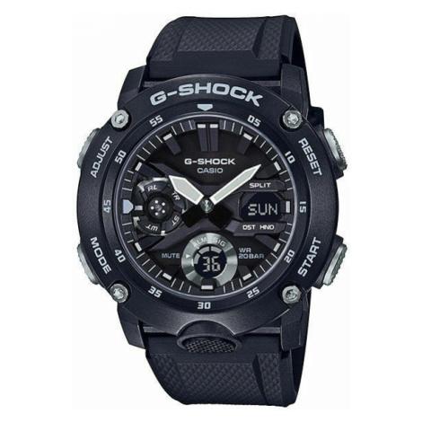 """Casio G-Shock GA 2000S-1AER """"Carbon Core Guard"""" čierne"""
