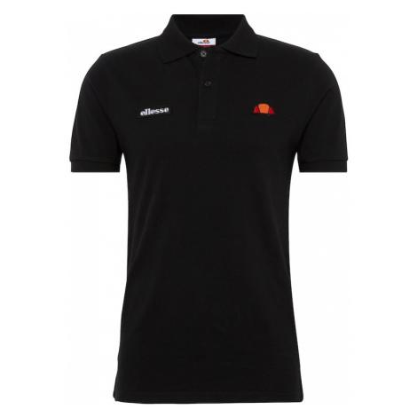 ELLESSE Tričko 'MONTURA'  čierna