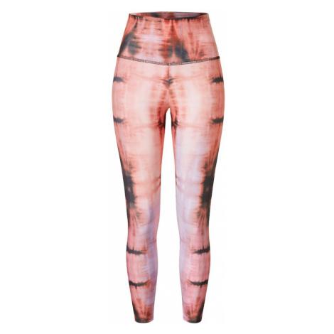 Onzie Športové nohavice  ružová / fialová