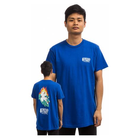 Pánske tričko RIPNDIP Fuego Tee - Royal Blue