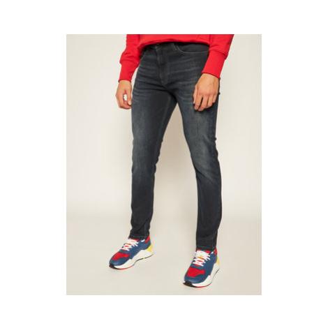 Tommy Jeans Skinny Fit džínsy Simon DM0DM08265 Tmavomodrá Skinny Fit Tommy Hilfiger