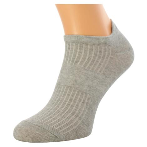 Bratex Woman's Socks D-218 Light Melange