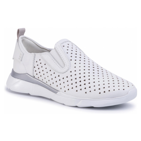 Sneakersy GEOX - D Hiver A D02FHA 00085 C1000 White