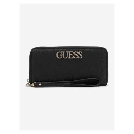 Uptown Chic Large Peněženka Guess Čierna