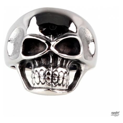prsteň ETNOX - Skull - SR1402