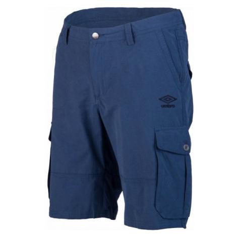 Umbro PETE modrá - Pánske šortky