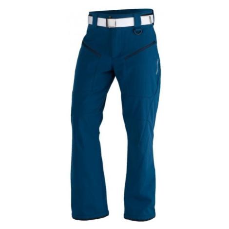 Northfinder MACCOY modrá - Pánske lyžiarske nohavice
