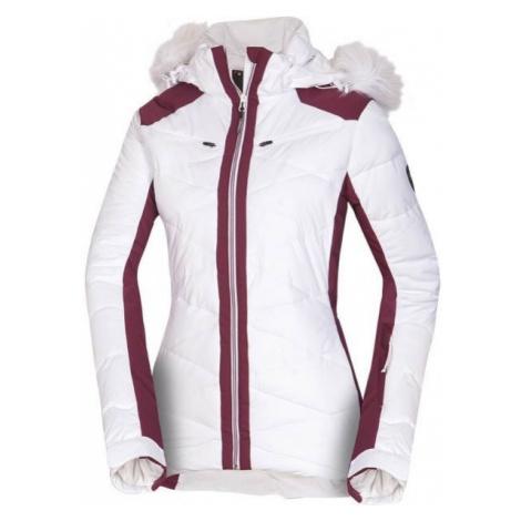 Northfinder LUISE biela - Dámska bunda