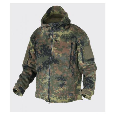 Fleecová bunda PATRIOT HF Helikon-Tex® - flecktarn
