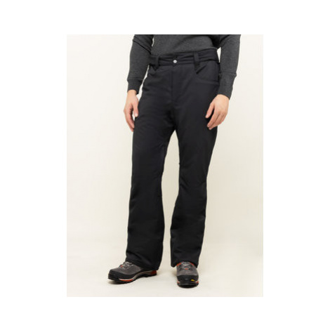 Billabong Snowboardové nohavice Outsider Q6PM08 BIF9 Čierna Regular Fit