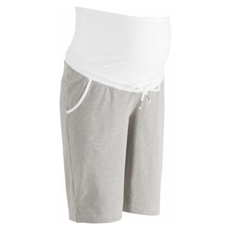 Materské teplákové šortky bonprix