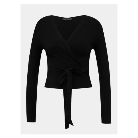 Tally WEiJL Black Lightweight Sweater