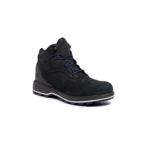 Jack Wolfskin Trekingová obuv Jack Ride Texapore Mid M 4035921 Čierna