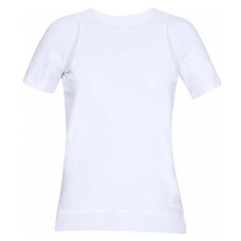 Under Armour UA VANISH SS biela - Dámske tričko