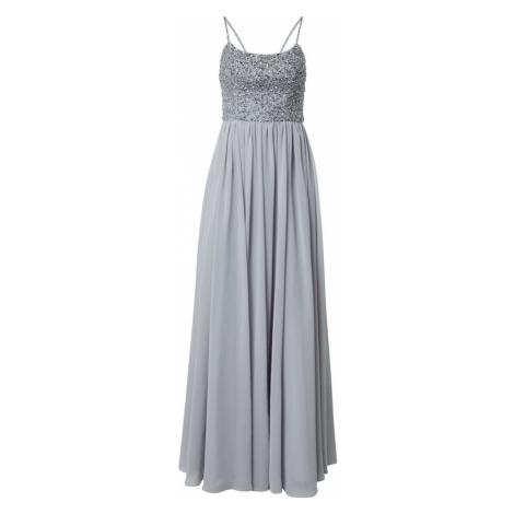 Laona Večerné šaty  modrosivá