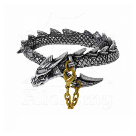 náramok ALCHEMY GOTHIC Dragon's Lure