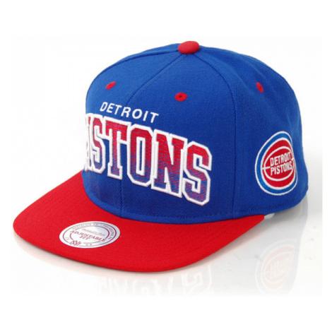Mitchell & Ness Arch Gradient Detroit Pistons Snapback - Veľkosť:UNI