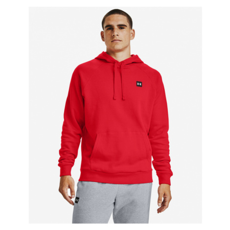 Under Armour Rival Fleece Mikina Červená