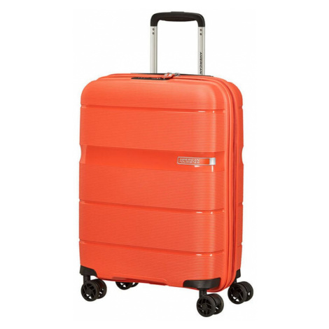 American Tourister Kabínový cestovný kufor Linex 34 l - oranžová