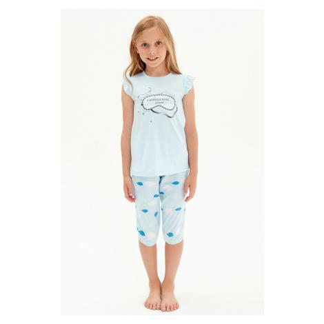 Dievčenské pyžamo Sweet dream modrá Blackspade