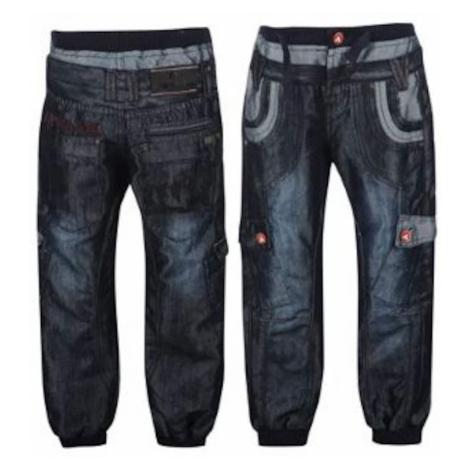 Airwalk Cuffed Jeans Junior