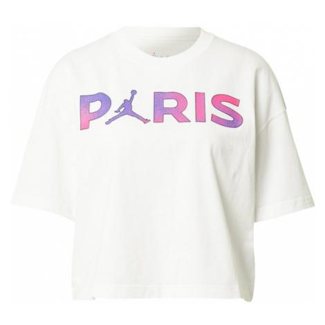 Jordan Tričko 'Paris Saint-Germain'  biela / fialová