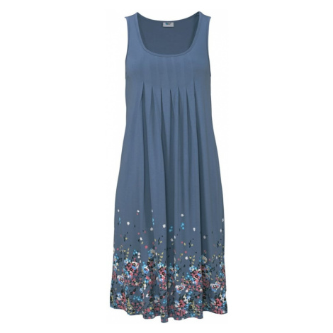 BEACH TIME Plážové šaty  vodová / modrosivá / červená / čierna Beachtime