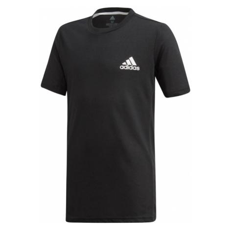 Detské tričko adidas B Escouade Tee Black
