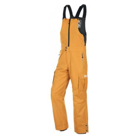 Picture AUGUST BIB - Detské lyžiarske nohavice