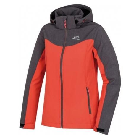 Hannah SIMCA šedá - Dámska softshellová bunda