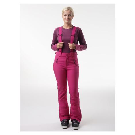 LYA women's softshell pants pink LOAP