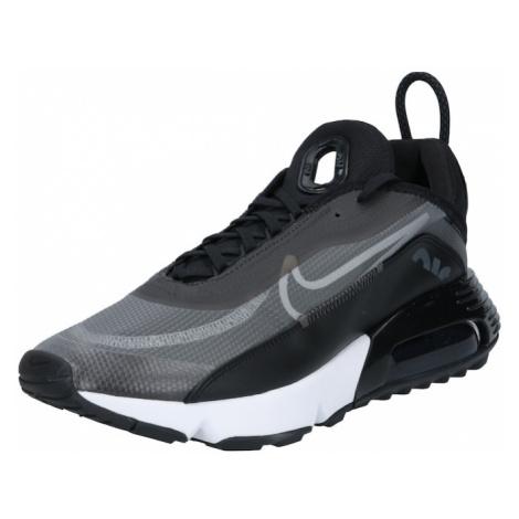 Nike Sportswear Nízke tenisky 'Air Max 2090'  čierna / sivá