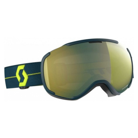 Scott FAZE II modrá - Lyžiarske okuliare