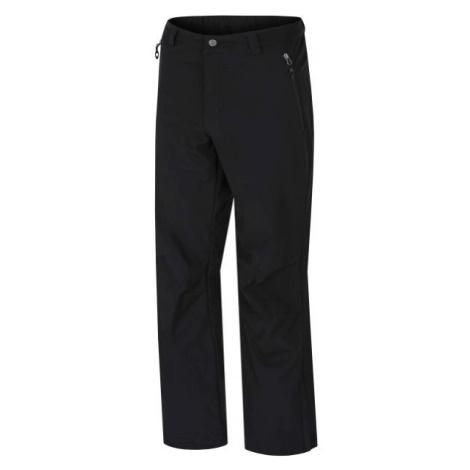Hannah EDGARD čierna - Pánske softshellové nohavice