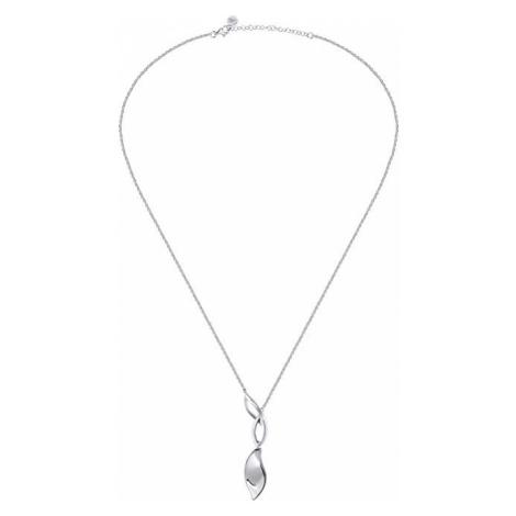 Morellato Strieborný náhrdelník Foglia SAKH27